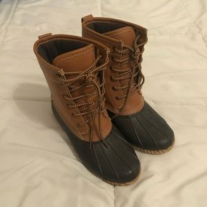 "Super cute ""winter boots"""